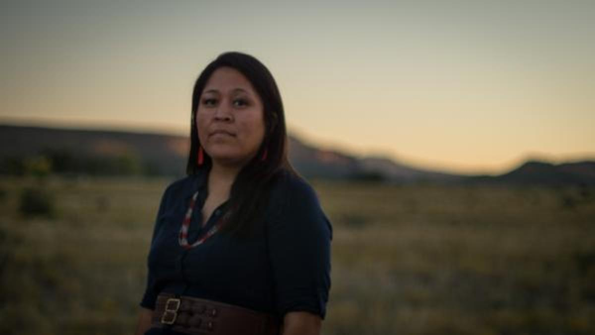 Navajo Midwife Nicolle Gonzales is working to establishing the first Native American birth center.