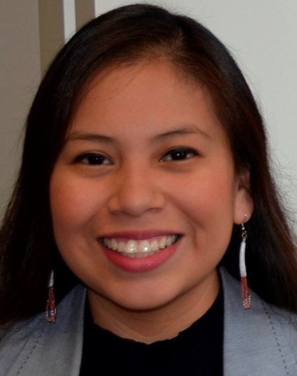 Leya Hale (Sisseton Wahpeton Dakota Diné) - 2017 Knight Foundation Fellowship - Courtesy Sundance Institute