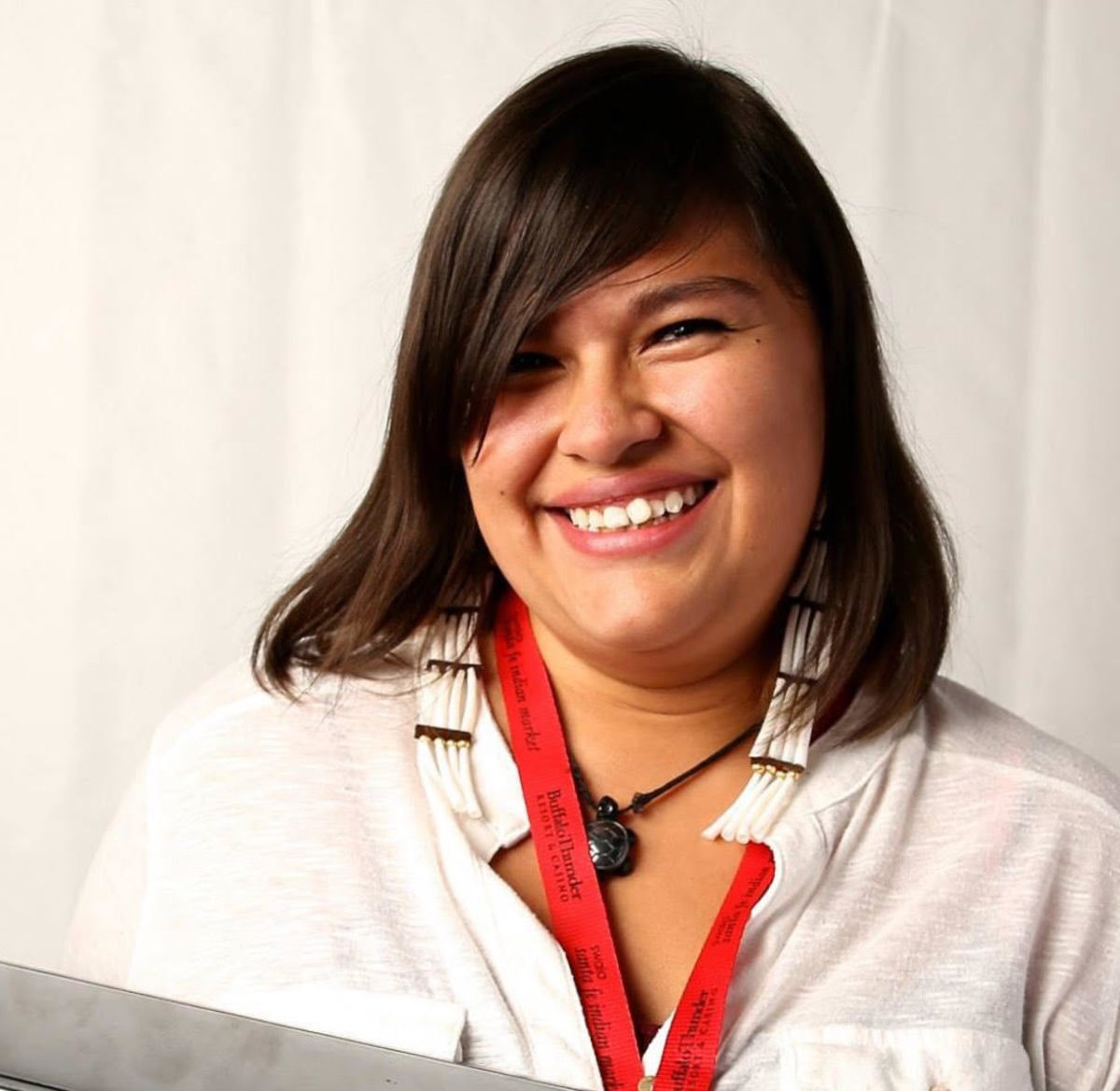 Ashley Browning (Pojoaque Santa Clara Pueblo) 2017 Full Circle Fellow - Courtesy Sundance Institute