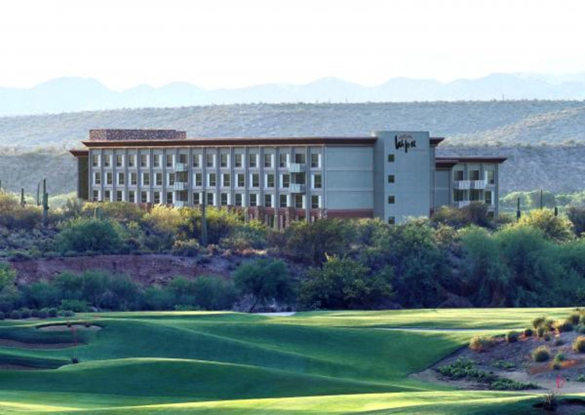 We-Ko-Pa Resort & Conference Center, in Scottsdale, Arizona, off route 87 on the Fort McDowell Yavapai Nation Reservation.