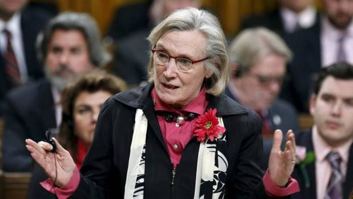 Carolyn Bennett, Canada's Minister of Indigenous and Northern Affairs, confirmed the country's full support for UNDRIP.