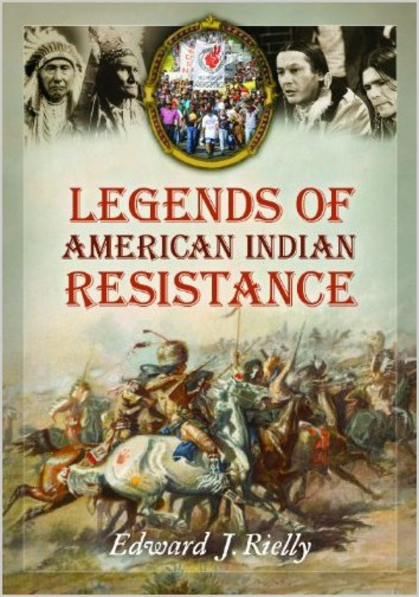 Legends of American Indian Resistance, Pontiac
