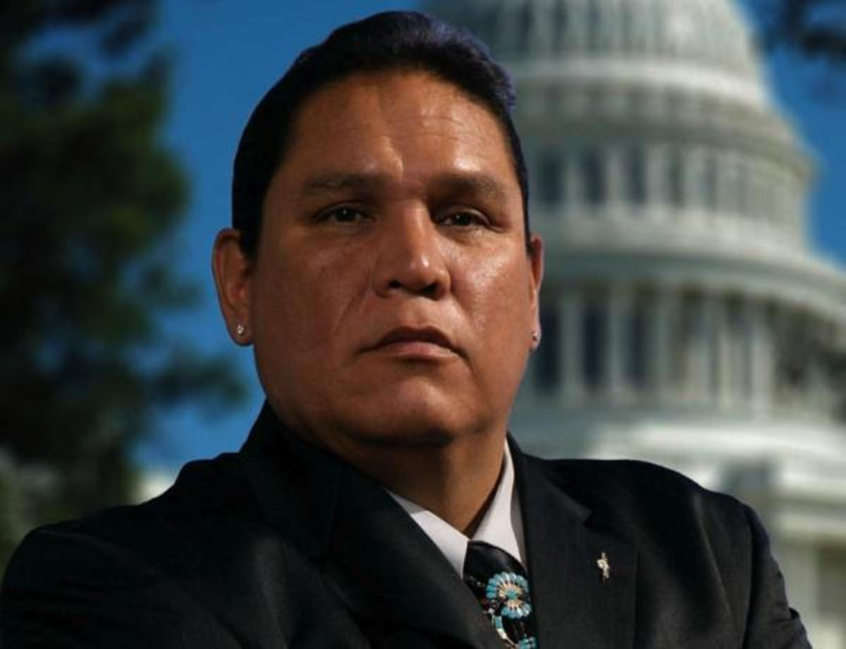 Ernie Stevens Jr., chairman of National Indian Gaming Association (Photo courtesy of National Indian Gaming Association)