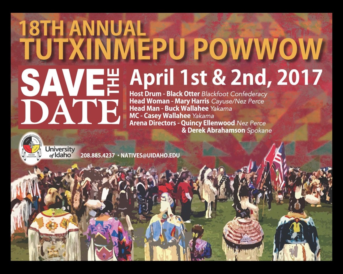 The 2017 Tutxinmepu Pow wow is this week's featured pow wow in our ICMN pow wow planner.