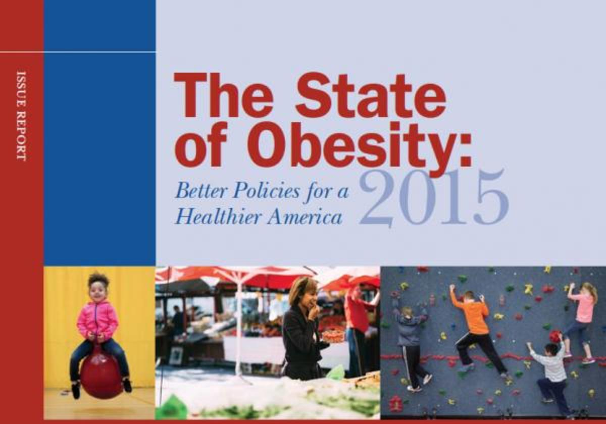 The Trust for America's Health has issued its 2015 report on obesity in the U.S., and there's no good news for the American Indian/Alaska Native community.