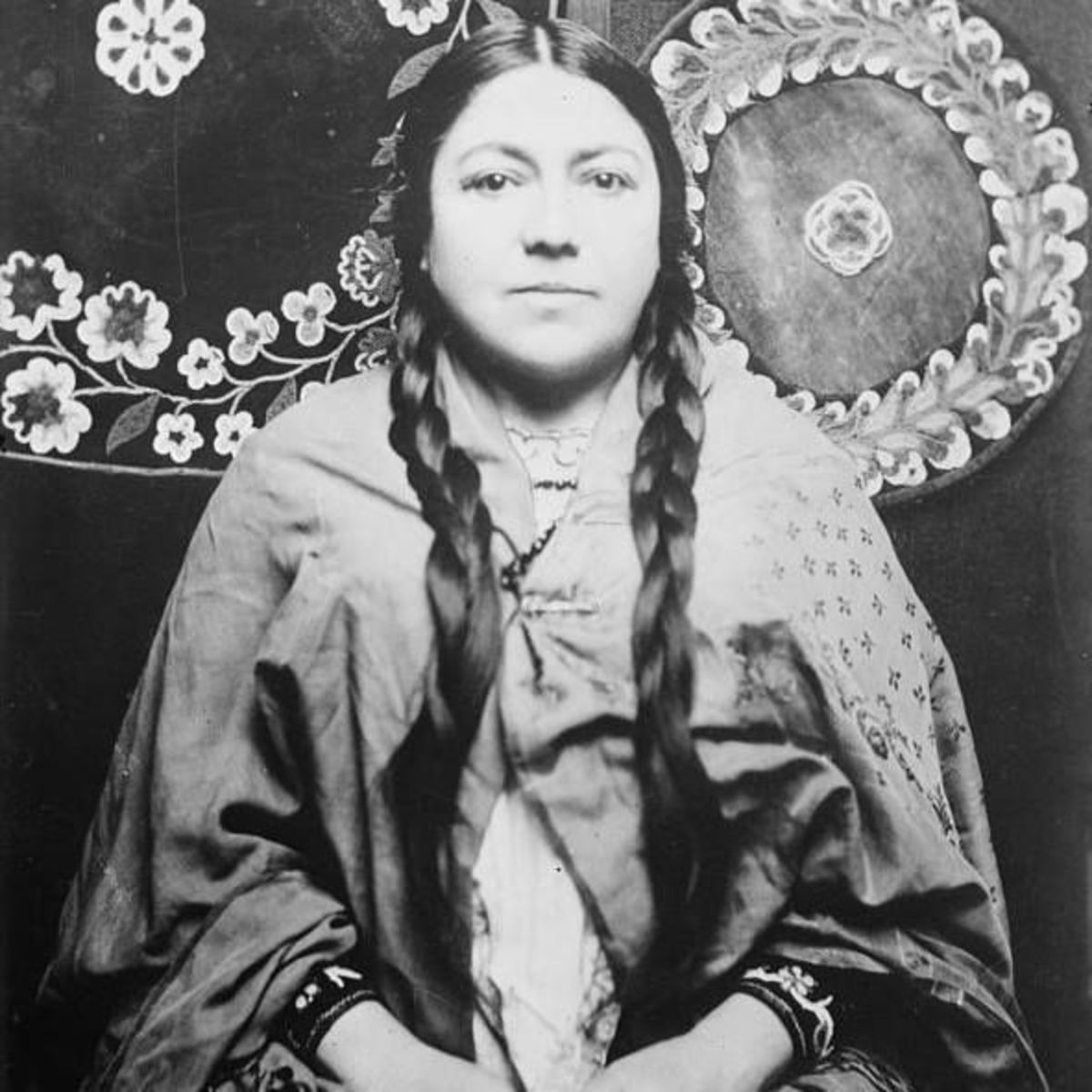 Marie Louise Bottineau Baldwin was Ojibwa from the Turtle Mountain reservation, and the first woman of color to graduate from the Washington School of Law.