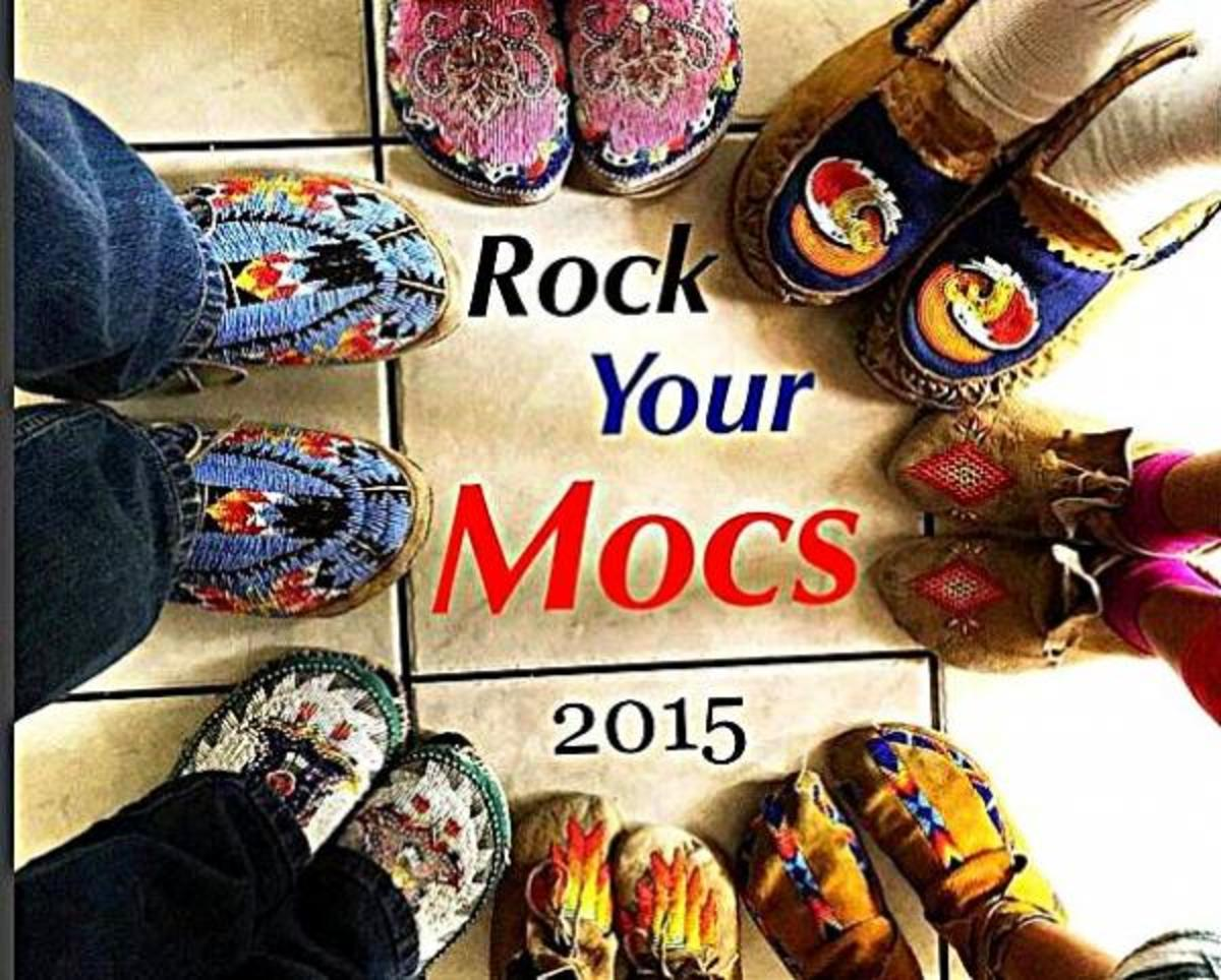 The 5th Annual Week Long 'Rock Your Mocs' Celebration Was a True Success All Over Indian Country