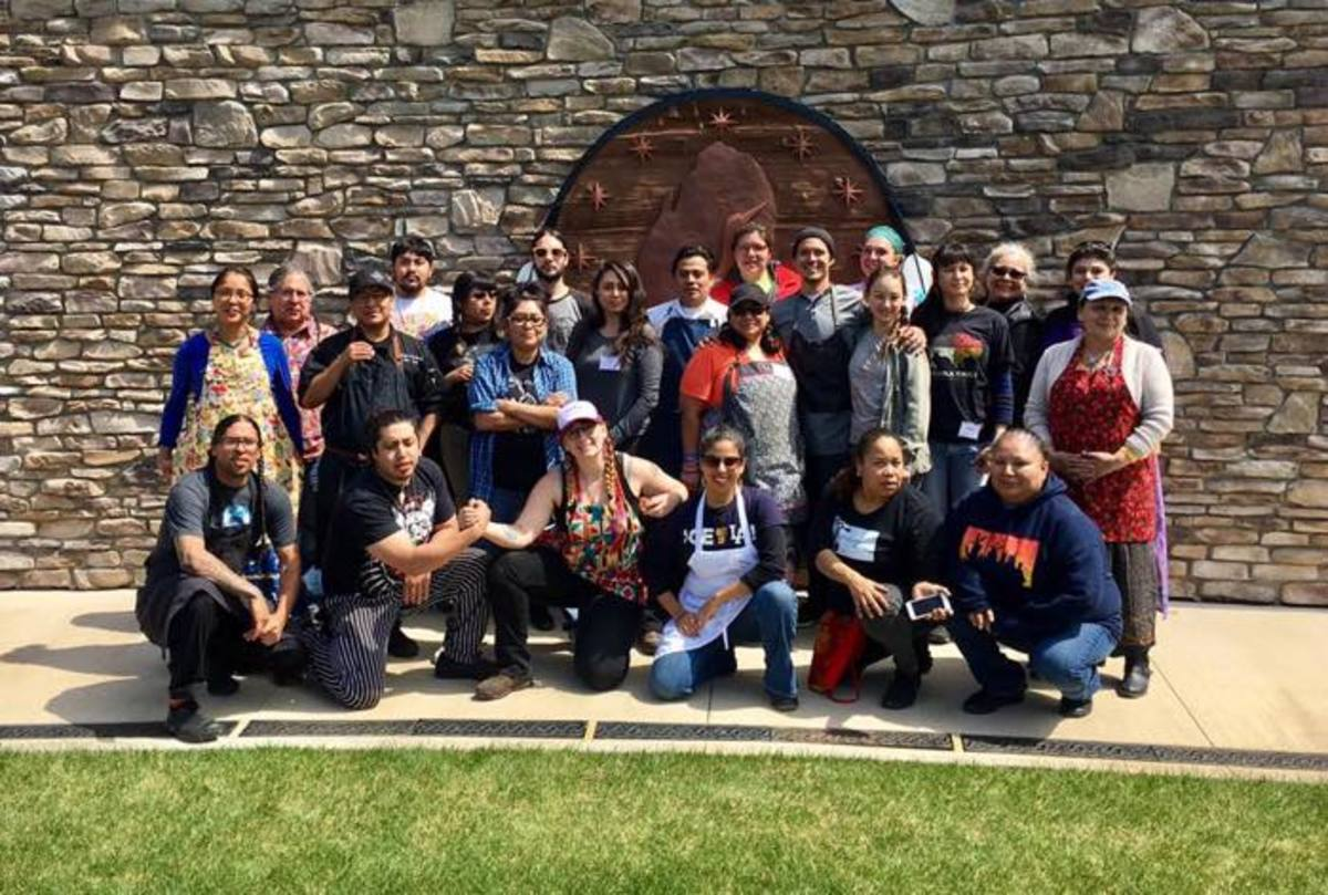 Events like the Great Lakes Intertribal Food Summit are heralding a new chapter in the food sovereignty movement, as tribes come together to help each other rebuild foodways.
