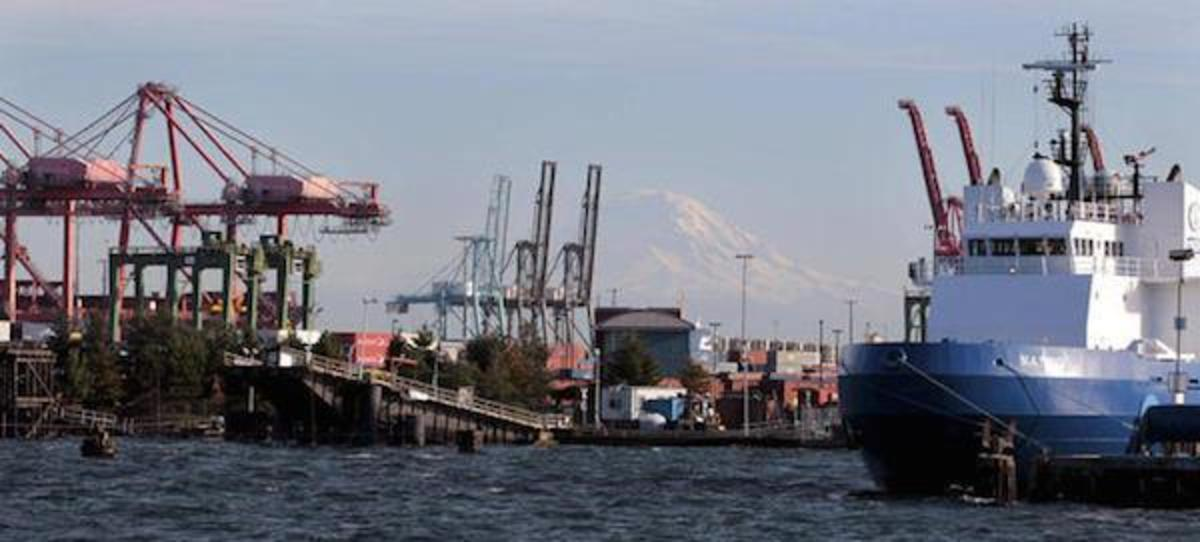 The industry-lined Duwamish River has been polluted for a hundred years or more and its bottom five miles ruled a Superfund site. That section will now get a $342 million cleanup.