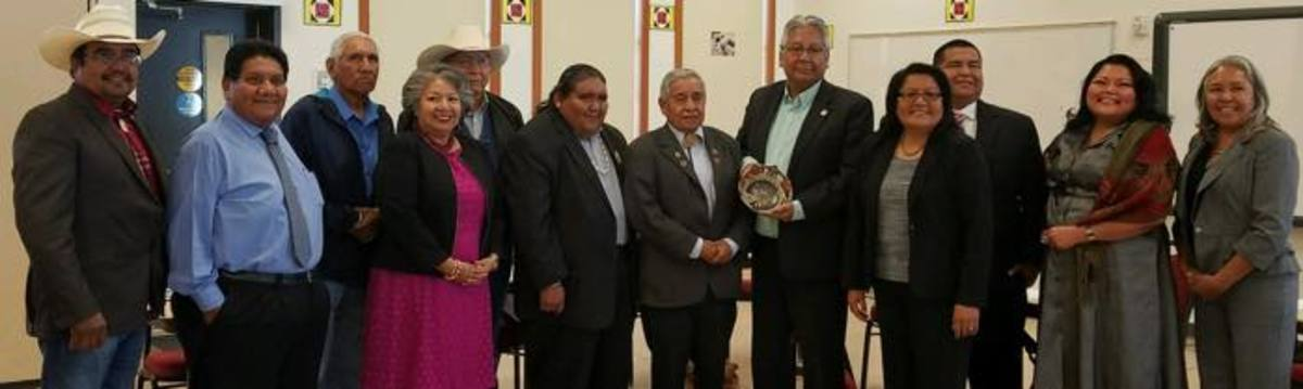 Tribal colleges sign agreement