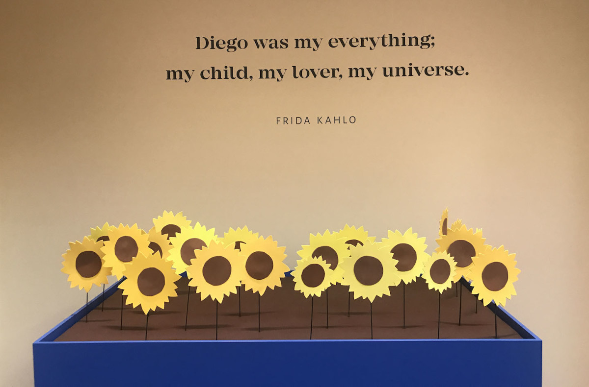 The Frida Kahlo and Diego Rivera exhibition is at the Heard Museum, the only North American stop on its tour.