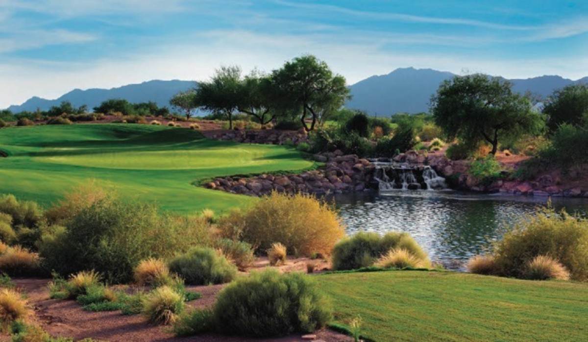 Whirlwind Golf Club at Wild Horse Pass Gila River Indian Community