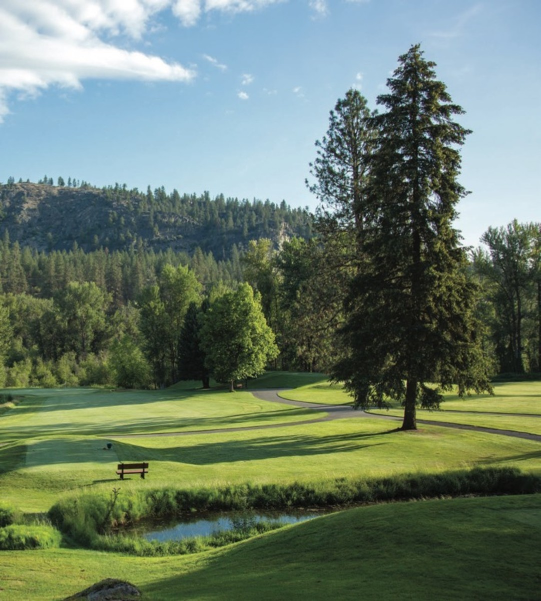 Kalispel Golf and Country Club Kalispel Tribe of Indians
