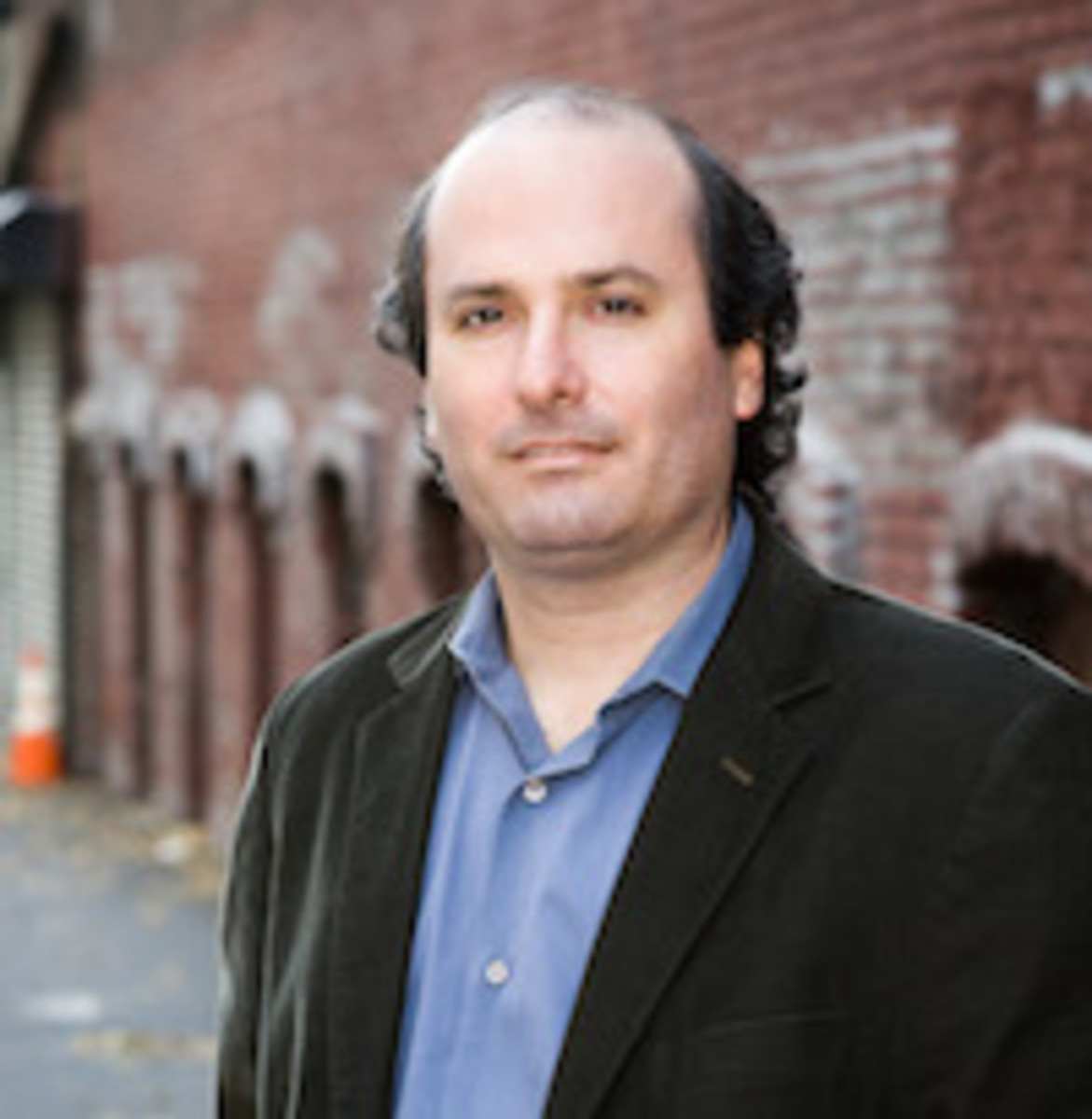 David Grann, author, Killers of the Flower Moon: The Osage Murders and the Birth of the FBI
