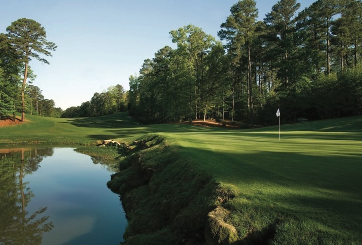 Dancing Rabbit Golf Club—Mississippi Band of Choctaw Indians