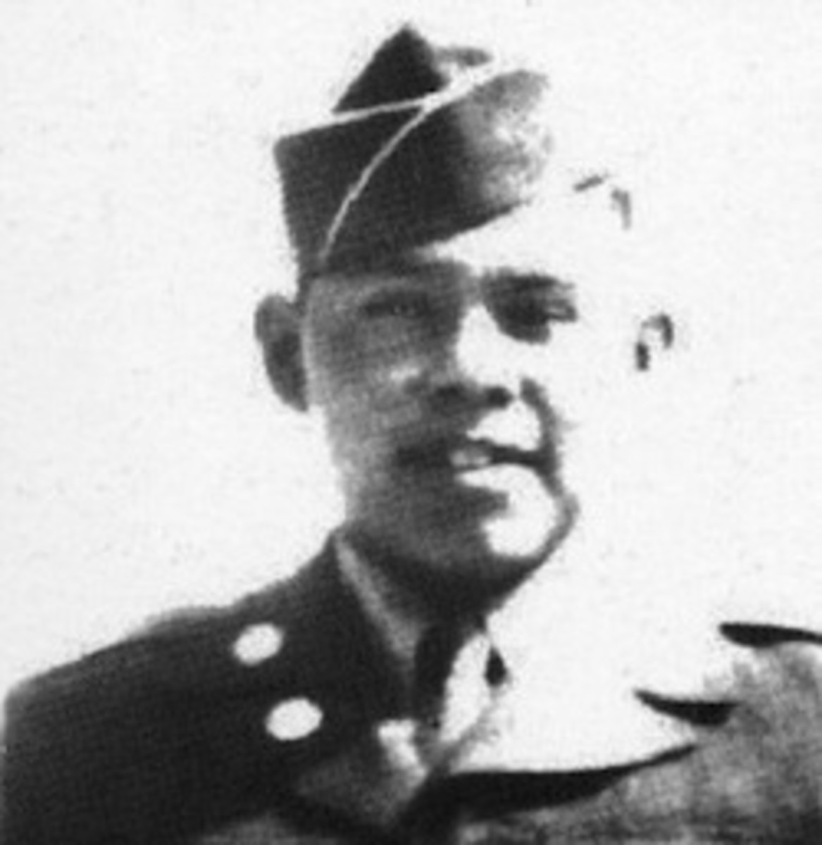 Private First Class Charles George, Cherokee