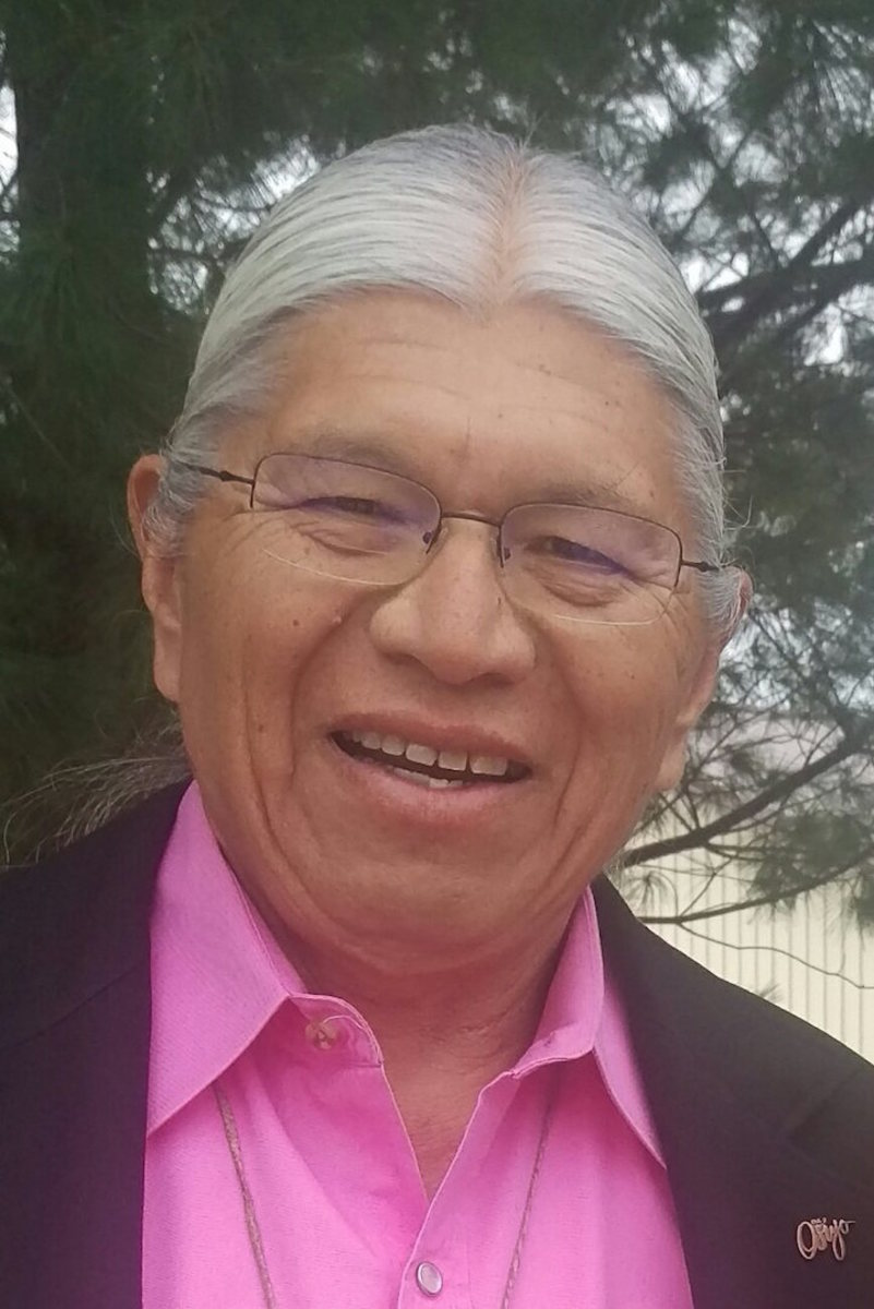 John Gritts was recently honored by the American Indian College Fund with a Lifetime Achievement Award for his support of tribal colleges and universities.