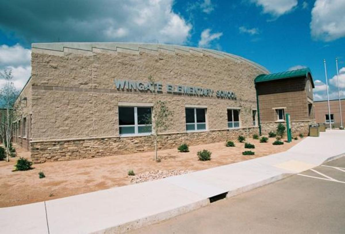 Wingate Elementary School officials are facing a discrimination lawsuit.