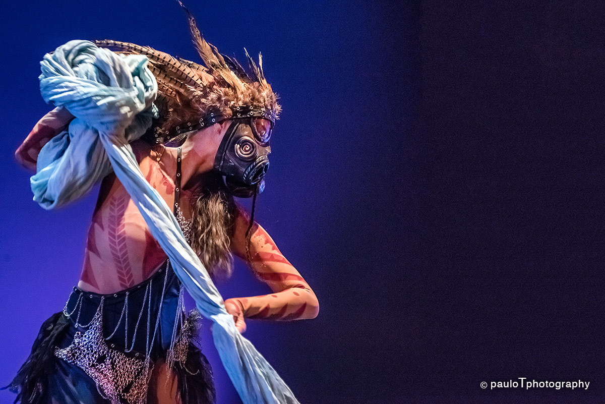 Rulan Tangen will be performing at Dear Patriarchy - Photo Courtesy Paulo T. Photography