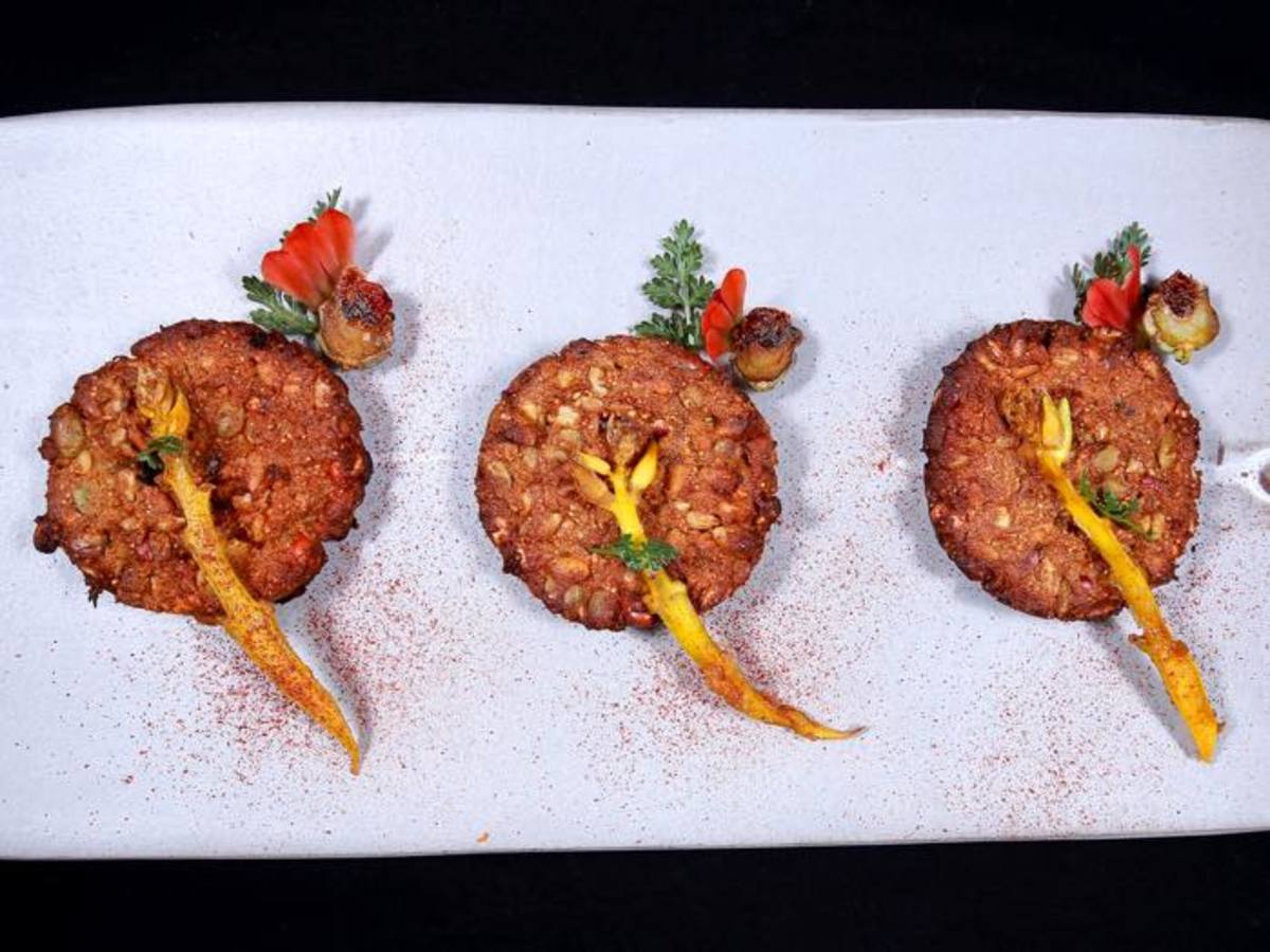 With the popularity of Native cuisine, you may want to try this chanterelle honey seed tart by Chef Karlos Baca (Diné, Ute, Tewa).