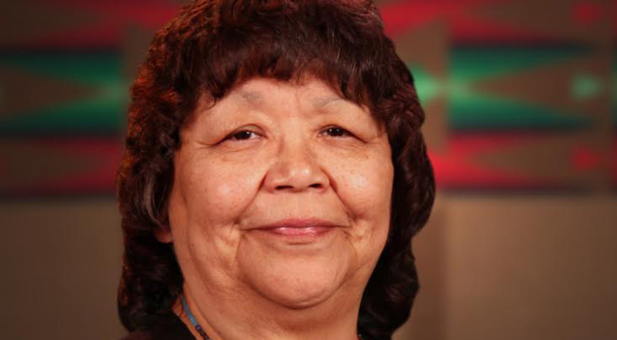 Marie Zackuse, chairwoman of the Tulalip Tribes Board of Directors