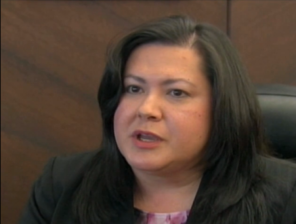 Newly minted NWT Supreme Court Justice Shannon Smallwood speaks to APTN
