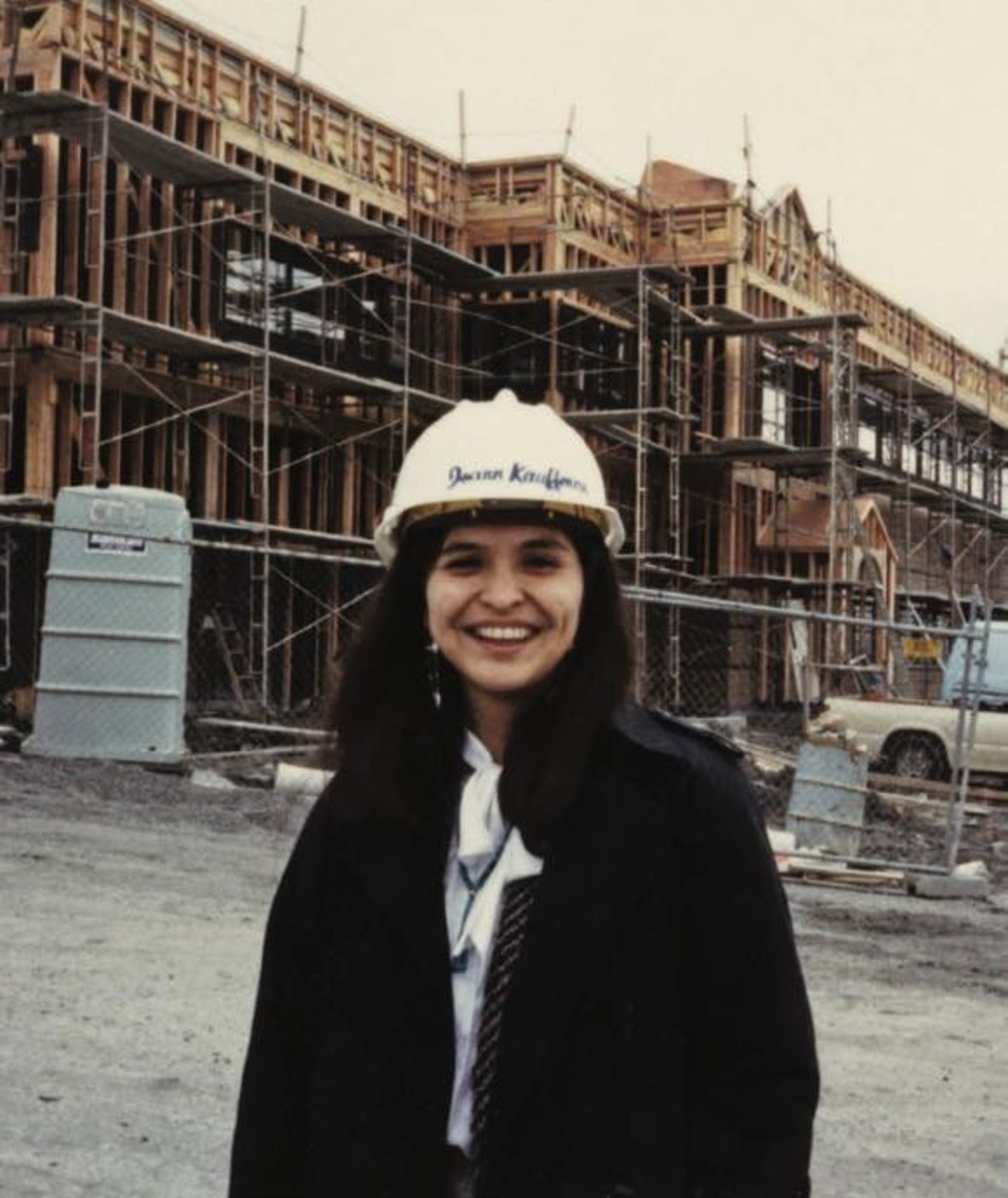 JoAnn Kauffman, Among her landmark achievements, JoAnn cleared the way for the Chief Leschi Center in Seattle.