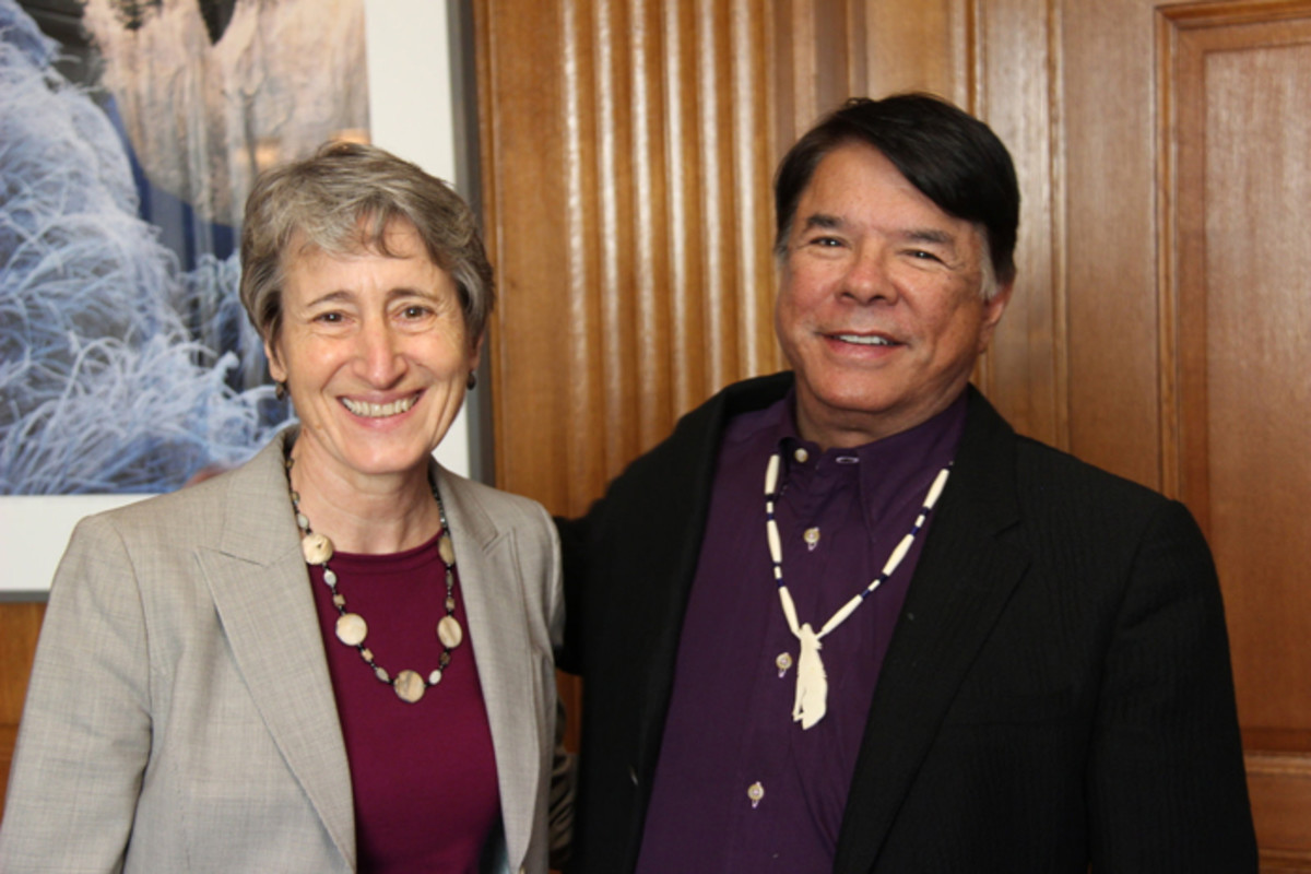 Sally Jewell Exit Interview with ICMN January 18, 2017