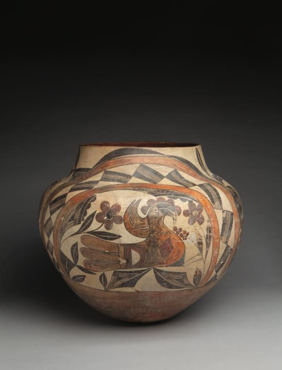 Craftwork 2, Pottery and Preservation, Advanced Research in Santa Fe, New Mexico