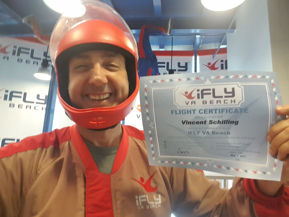 Flight certificate in hand, ICMN's Vincent Schilling became The Flying Indian on his 50th birthday weekend.