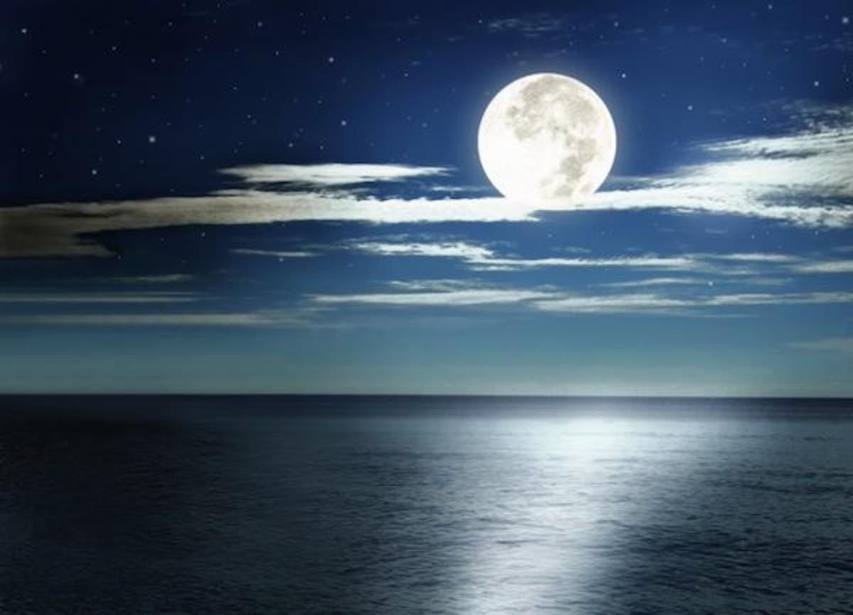 The three supermoons of summer will give us spring tides.
