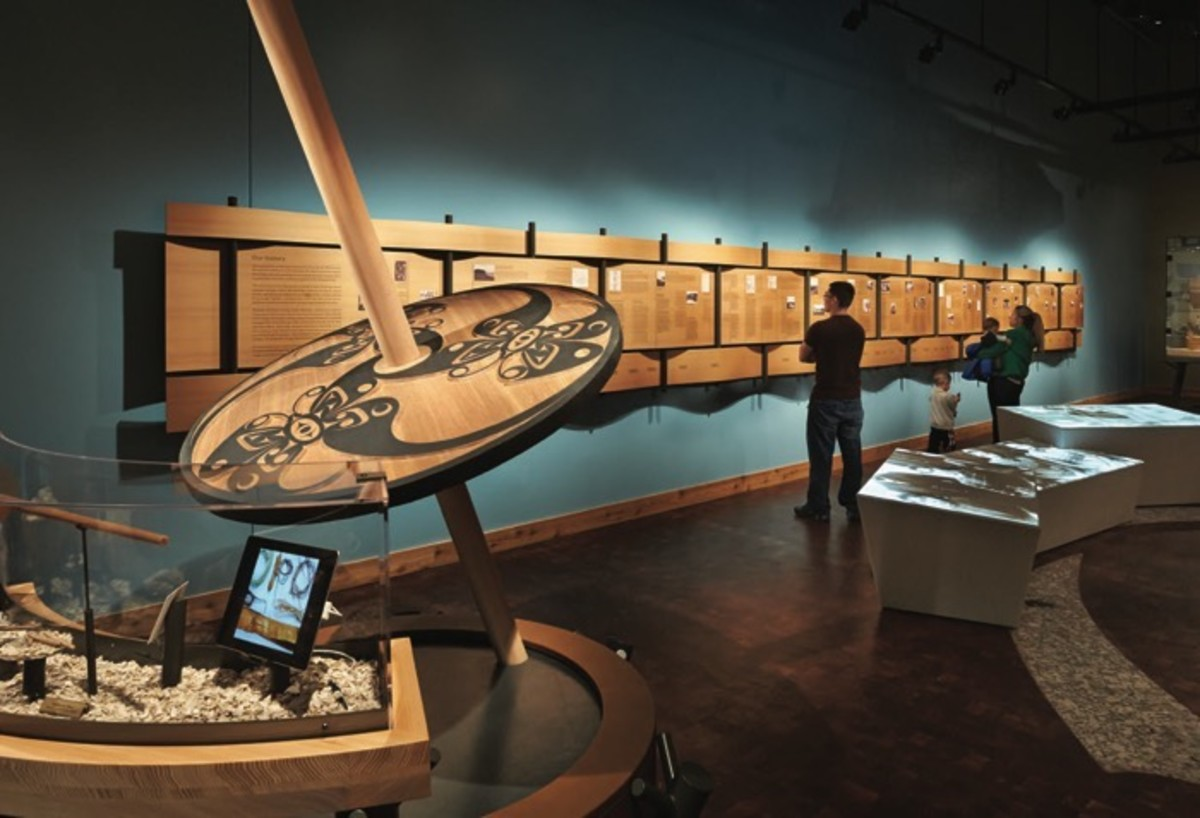 ICMN Issue #2 Master_singlepage_REPAGINATED_Page_039_Image_0001_FEAT Telling Own Story_Suquamish Museum history wall mounted timeline_th