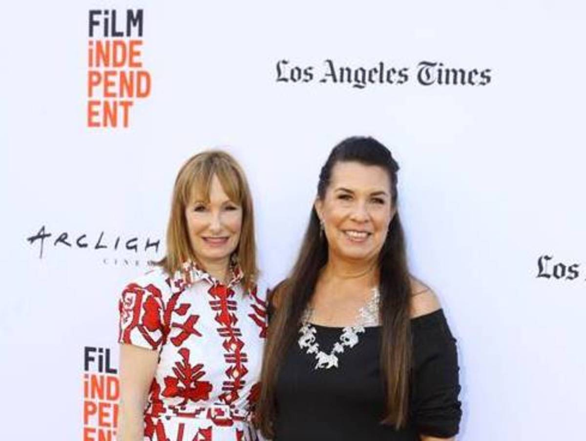 Native director Valerie Red-Horse Mohl (on right) and Hollywood heavyweight Gale Anne Hurd (The Terminator, Aliens, The Incredible Hulk and the The Walking Dead) as the executive producer provided some long-needed feminine energy to create a true work of artistic perfection.