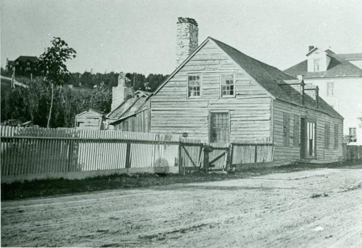 Some parts of the Biddle House date back to 1780. It is one of the oldest buildings on Mackinac Island.