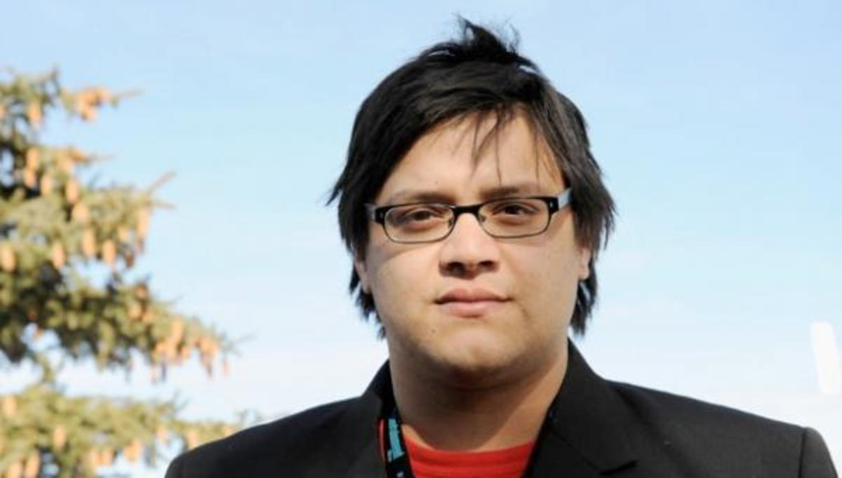 Noted Native filmmaker Sterlin Harjo (Seminole/Creek), whose feature 'Four Sheets to the Wind' was nominated for the Grand Jury Prize at the 2007 Sundance Film Festival, is an advisor at this year's NativeLab.