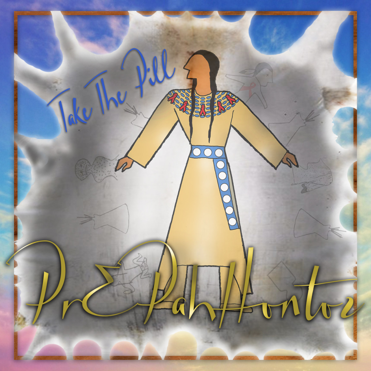 Take The Pill CD single cover.