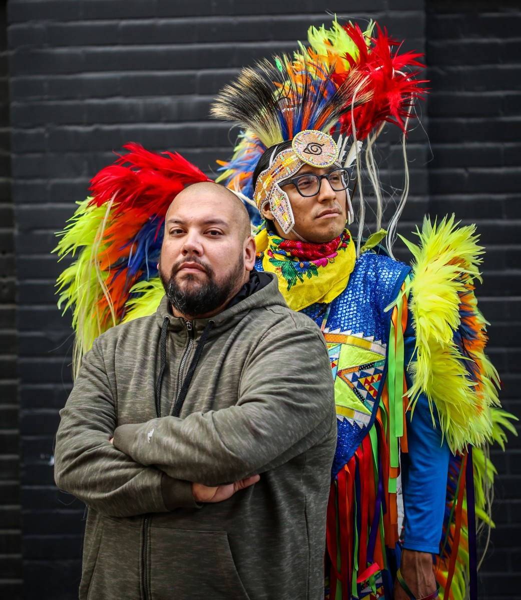 DJ Shub and Toronto electronic artist Classic Roots worked together to create DJ Shub's latest video.