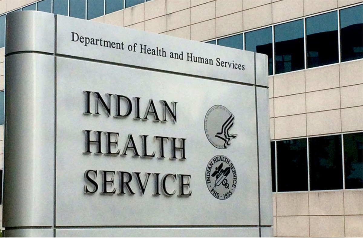 Indian Health Service: The first 100 days