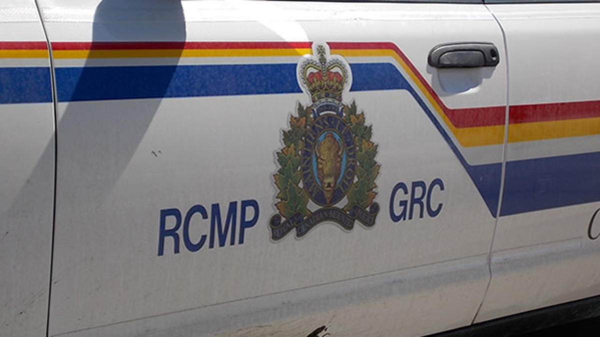 The insignia of the Royal Canadian Mounted Police. APTN file photo