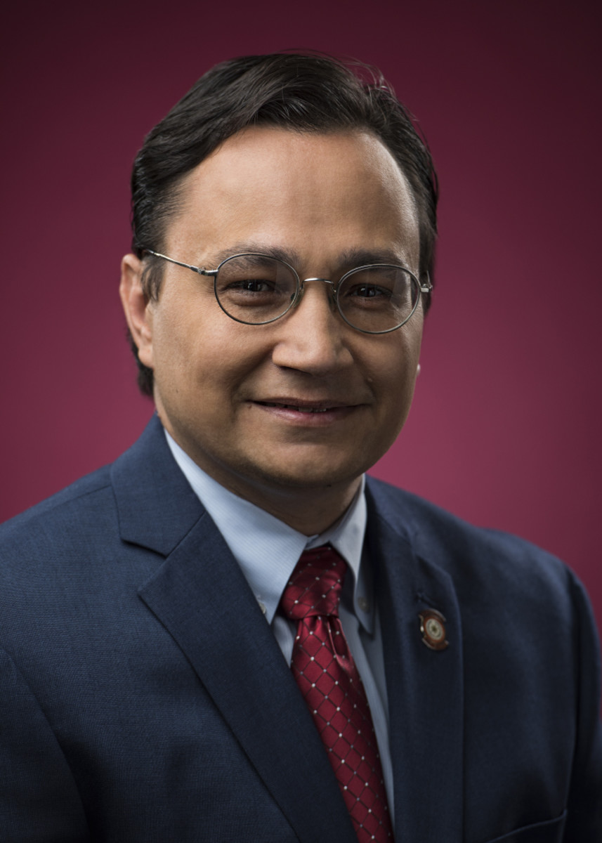 Pictured: newly-elected Cherokee Nation Chief Chuck Hoskin Jr.