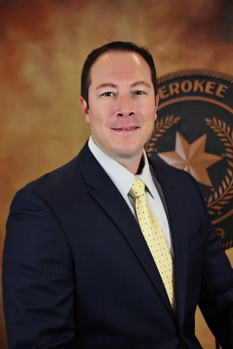 Pictured: newly-elected Cherokee Nation Deputy Chief Bryan Warner