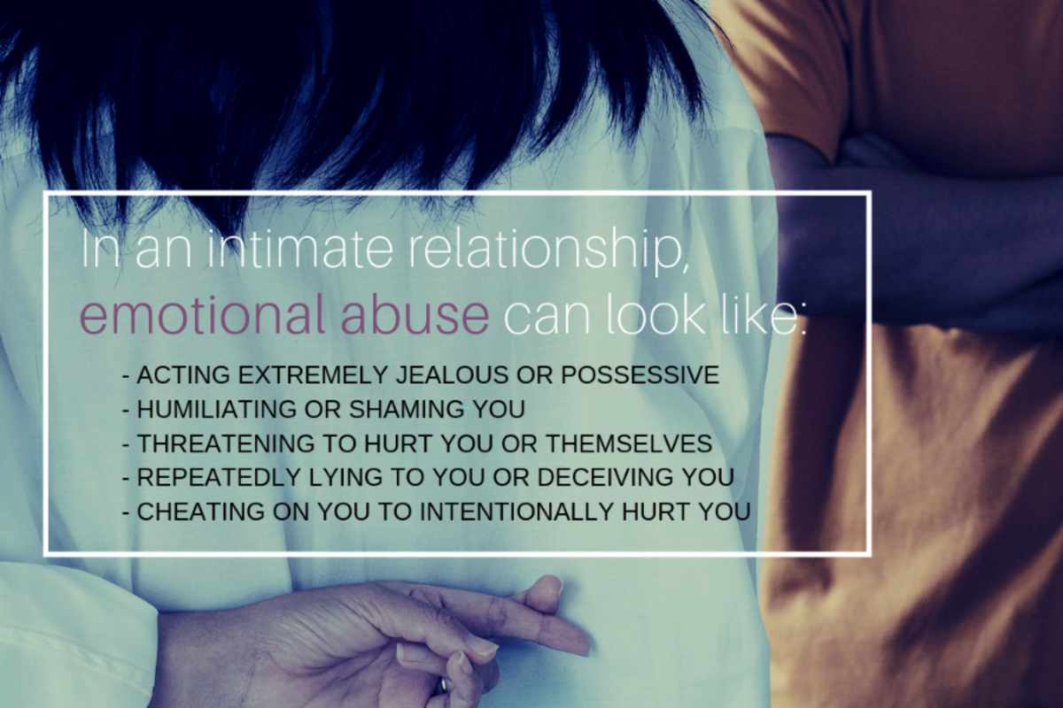 StrongHearts Native Helpline, emotional abuse, intimate relationship