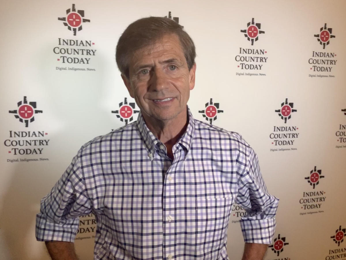 Joe Sestak was one of the 11 presidential candidates to participate in the forum.