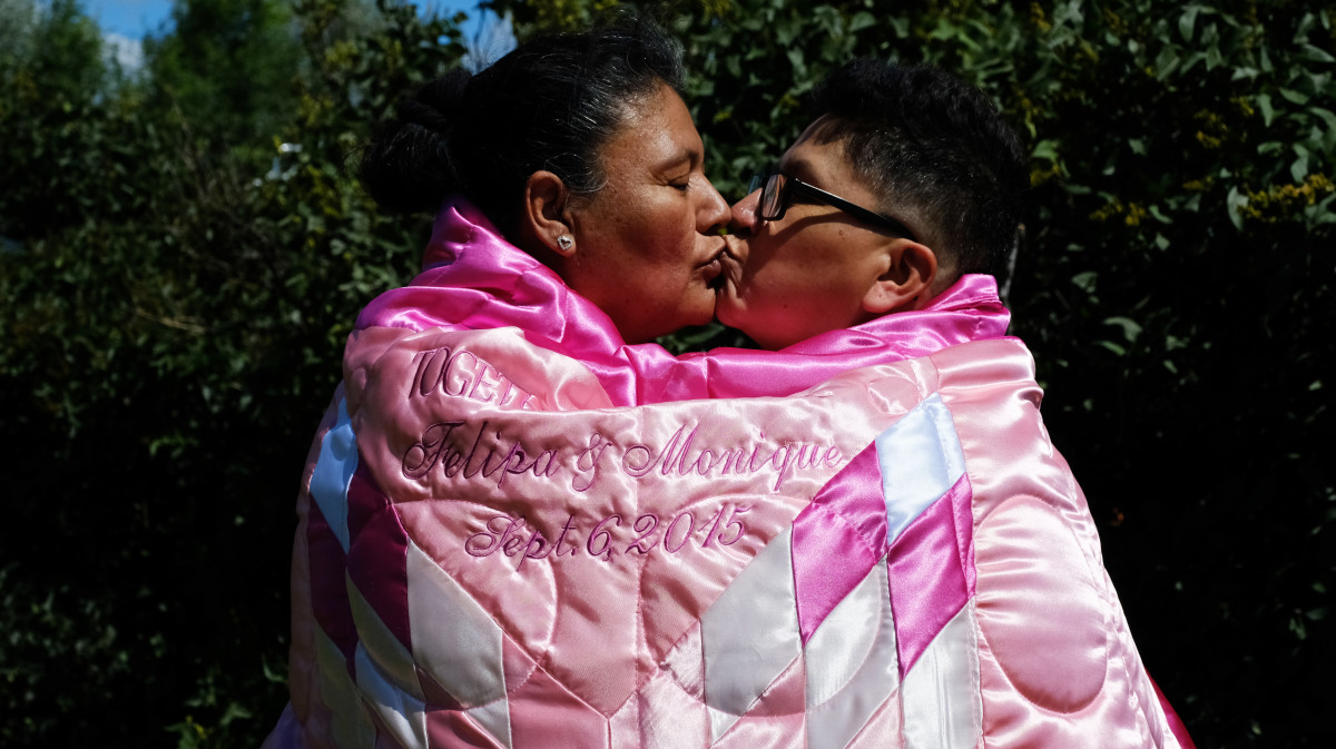 Oglala Sioux Tribe Considers Passing Hate Crime Law for LQBTQ (2)