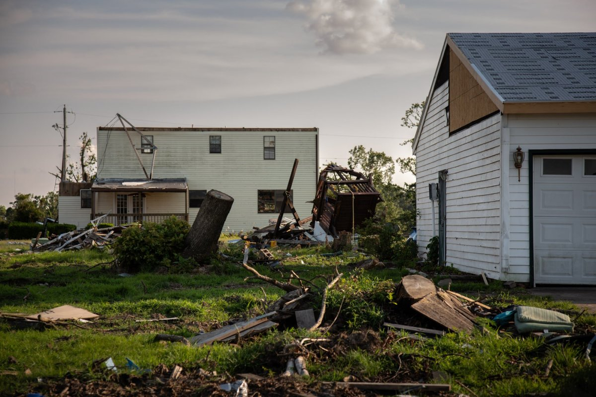 Eight years to the day after an EF5 tornado tore through Joplin, Missouri – killing 161 people and destroying a third of the city's homes – a twister hit Carl Junction, just north of Joplin, on May 22, 2019.