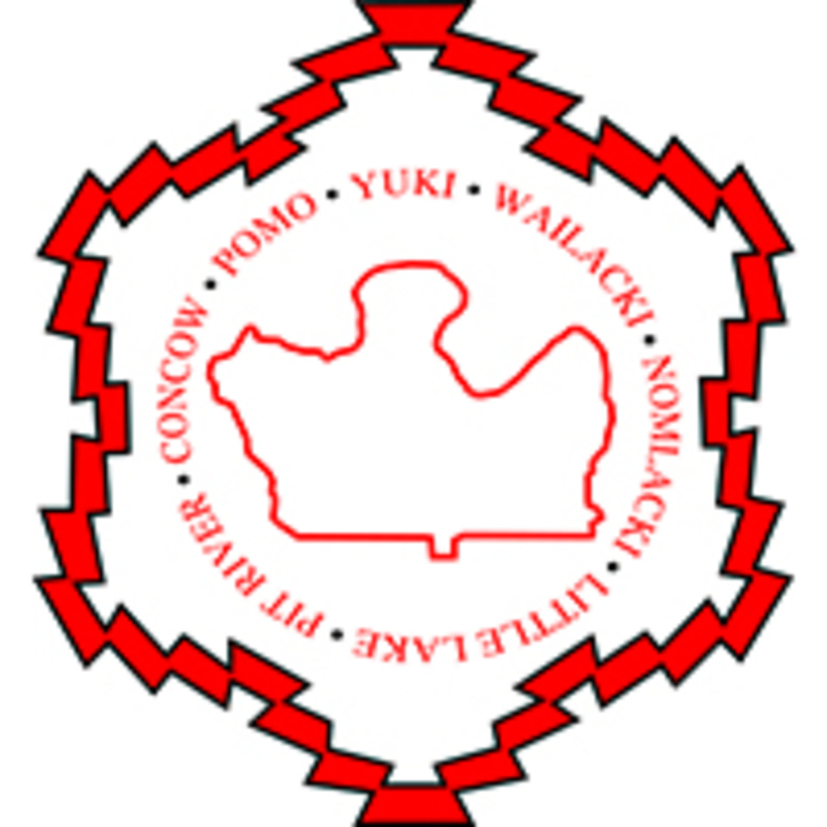 Round Valley Indian Tribes seal