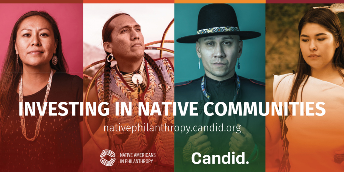 Native Americans in Philanthropy and Candid have launched a first of its kind website, Investing in Native Communities, to encourage greater philanthropic funding and support to Native communities in the U.S.