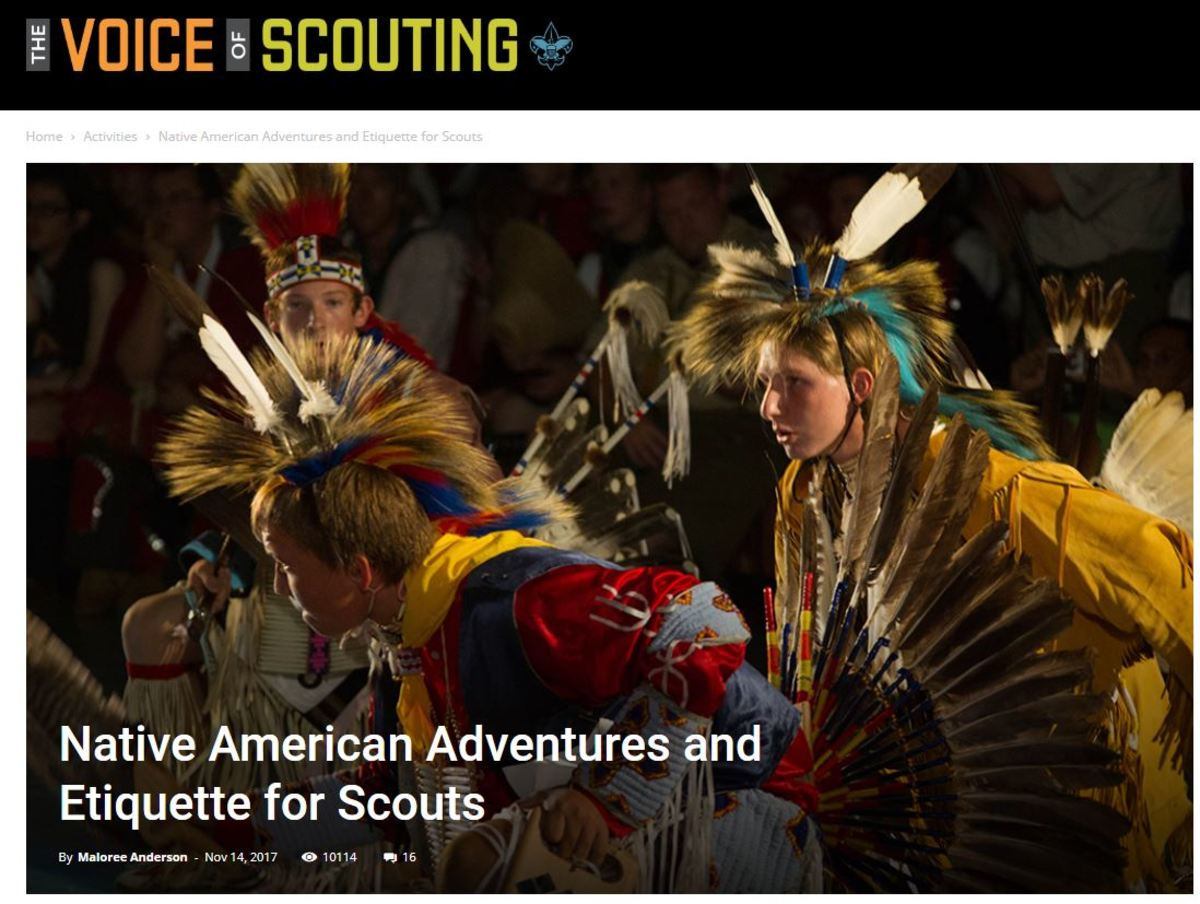Voice of Scouting