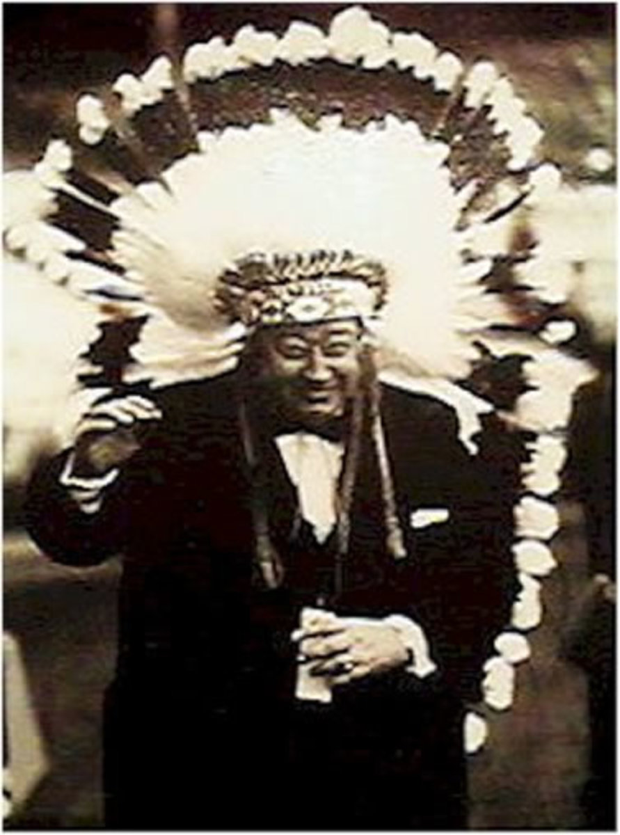 H. Roe Bartle was known as 'Chief'
