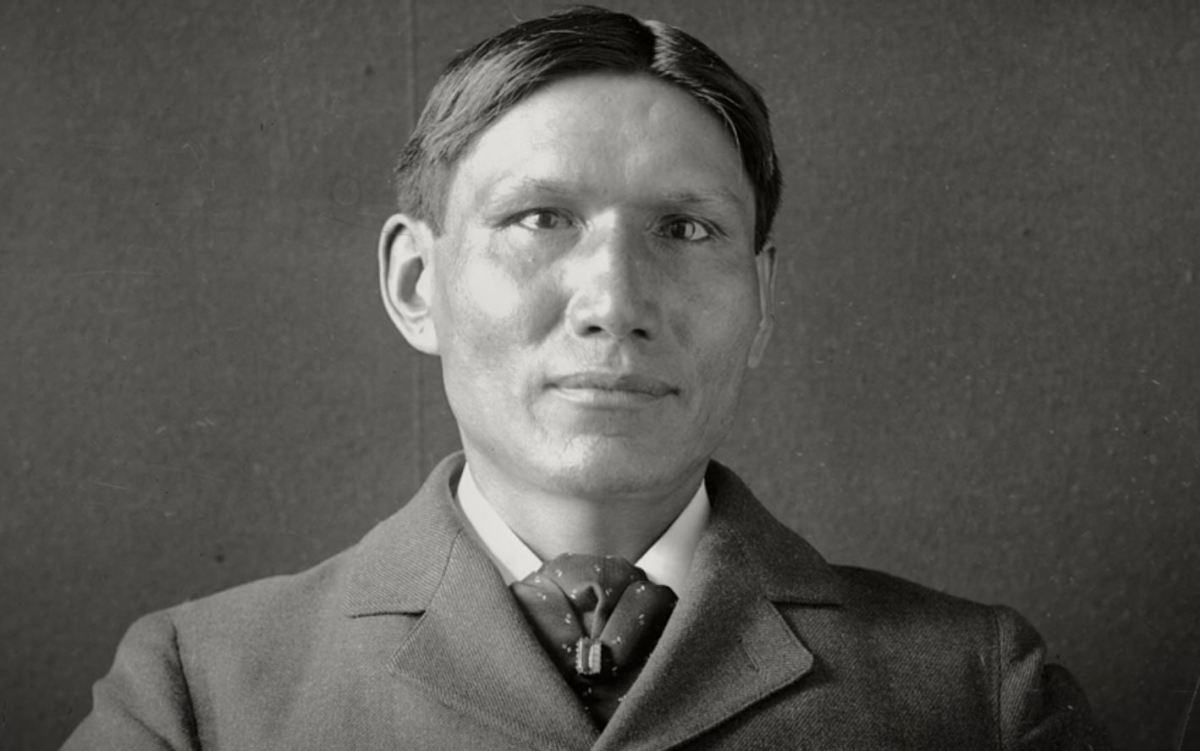 Ohiyesa became known by his Christian name Charles Eastman and went to a Native residential school, then he went onto Beloit and Knox College and eventually Dartmouth. He attended Medical School at Boston University and became the second Native physician in the United States.  Screen capture Ohiyesa: The Soul of an Indian.